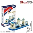 TOWER BRIDGE CUBICFUN 3D PUZZLE C238H