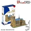 NOTRE DAME DE PARIS CUBICFUN 3D PUZZLE C242H