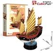 PUZZLE 3D CUBIC FUN T4033H ČÍNSKÁ LOD ŘÍMSKÁ VÁLEČNÁ LOD