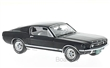 FORD MUSTANG GT FASTBACK 1967 BLACK