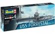 REVELL 05156 USS FORRESTAL CVA-59