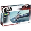 REVELL 06744 STAR WARS RESISTANCE X-WING FIGHTER