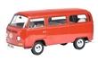 VOLSKWAGEN T2a BUS EDITION 50 JAHRE VOLKSWAGEN T2 1967 - 2017 RED L.E. 500 PCS.