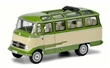 AUTOBUS MERCEDES-BENZ O319 BEIGE / GREEN 750 PCS.