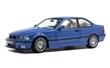 BMW M3 E36 COUPE 1990 BLUE ESTORIL