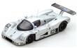 Sauber Mercedes C9 #62 J.L. Schlesser/J.P. Jabouille/A. Cudini 5th Le Mans 1989