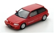 Honda Civic EF3 Si 1987 red