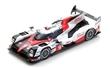 TOYOTA TS050 Hybrid No.9 TOYOTA GAZOO Racing Le Mans 2017 N. Lapierre - Y. Kunimoto - J. M. López