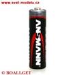 Baterie AA LR6 alkalická tužková 1,5V - ANSMANN