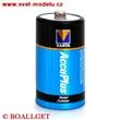 Baterie KR20 nabíjecí velký monočlánek 1,2V - Varta