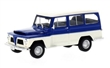 JEEP WILLYS RURAL 1968 BLUE
