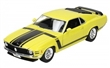 FORD MUSTANG BOSS 302 1970 YELLOW