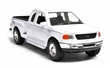 FORD F-150 SUPERCAB 1999 WHITE