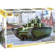 RUSKÝ TĚŽKÝ TANK T-35
