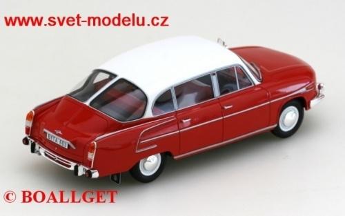 TATRA 603 1969 RED