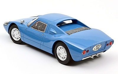 PORSCHE 904 1964 BLUE