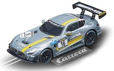 AUTO NA AUTODRÁHU CARRERA GO 64061 MERCEDES-AMG GT3 NO.16