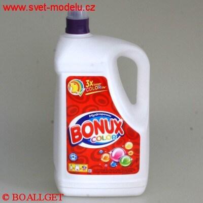 Bonux Color Hydropower gel 4,5 l