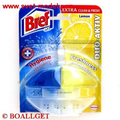 Bref Duo-aktiv Lemon 60ml