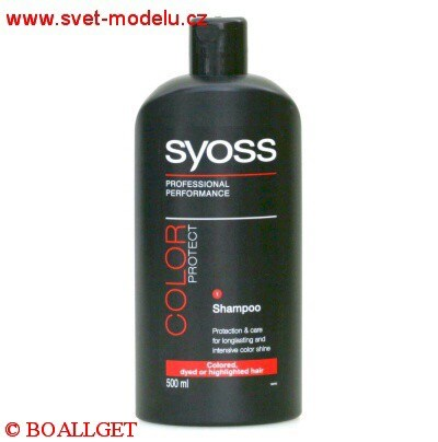 Syoss Professional Color Protect šampon 500 ml