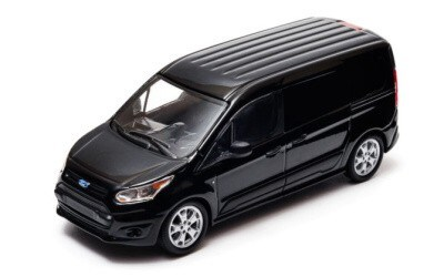FORD TRANSIT CONNECT 2014 BLACK