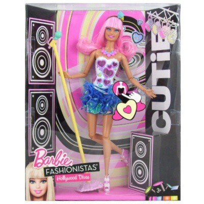 BARBIE FASHIONISTAS CUTIE