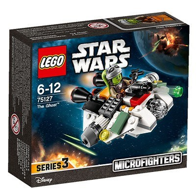LEGO STAR WARS 75127 LOĎ GHOST