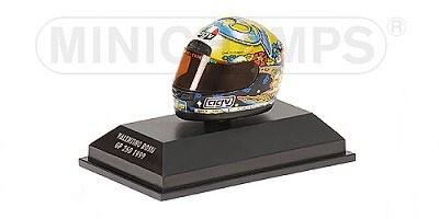 AGV HELMET VALENTINO ROSSI WORLD CHAMPION GP 250 1999