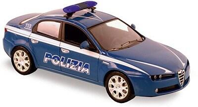 ALFA ROMEO 159 Q4 POLIZIA