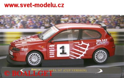 Alfa Romeo 147 Cup