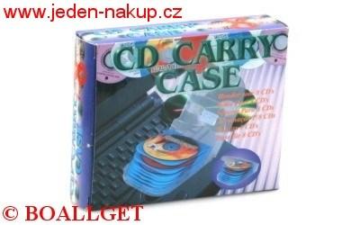 Box- krabička na 8 ks CD