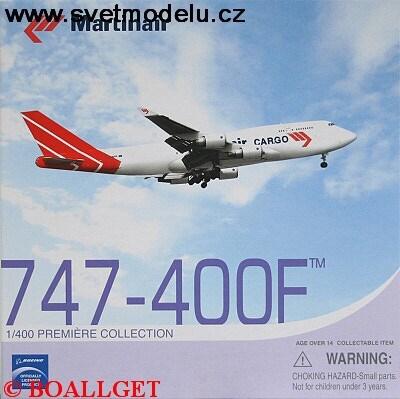 BOEING 747-400F MARTINAIR