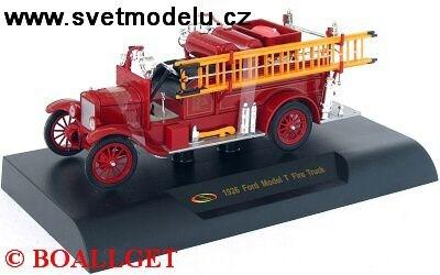 FORD MODEL T FIRE TRUCK 1926