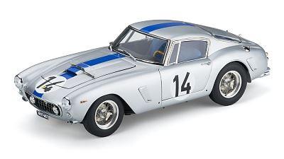 FERRARI 250 GT SWB COMPETIZIONE #14 LE MANS 1961 LIMITED EDITION 7000.PCS