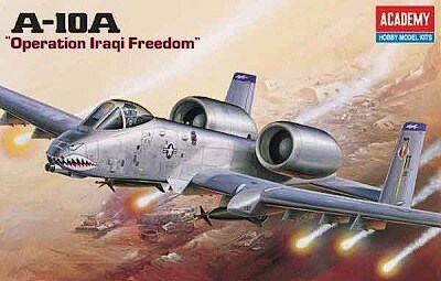 A-10A OPERATION IRAQI FREEDOM