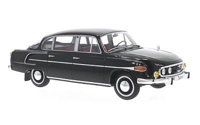 TATRA 603 1969 BLACK