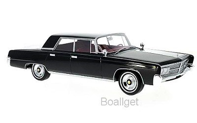 IMPEIAL CROWN 4-DOOR 1965 BLACK