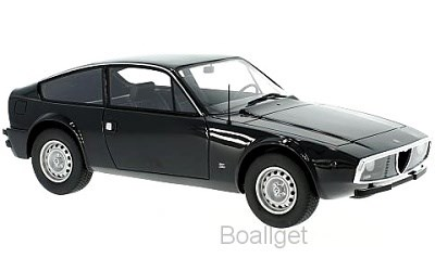 ALFA ROMEO GT 1300 JUNIOR ZAGATO BLACK