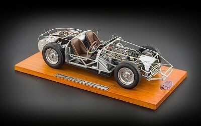 MASERATI 300S 1956 ROLLING CHASSIS LIMITED EDITION 3000PCS.***
