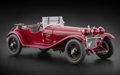 ALFA ROMEO 6C 1750 GS 1930