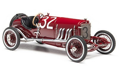 Mercedes Targa Florio, 1924 #32 Christian Lautenschlagerr Limited edition 600pcs.