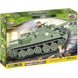 COBI 2379 SMALL ARMY WORLD WAR II SU-85 LIMITED EDITION