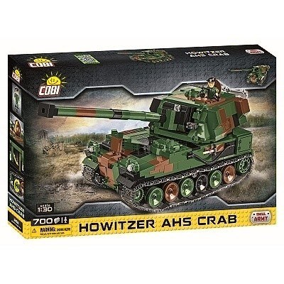 COBI 2611 SMALL ARMY HOWITZER AHS CRAB