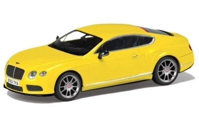 BENTLEY CONTINENTAL GT V8 S RHD YELLOW