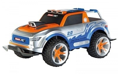 RC AUTO CARRERA OFF ROAD WATER GUN 2,0 RTR 2,4 GHz