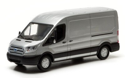 FORD TRANSIT 2015 SILVER GREENLIGHT 8639