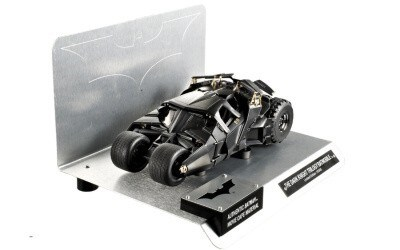 BATMOBILE THE DARK NIGHT TRILOGY LIMITED EDITION