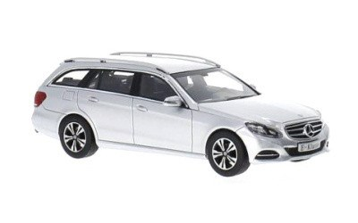 MERCEDES-BENZ E-CLASS T-MODEL S212 AVANTGARDE 2013 SILVER