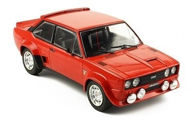 FIAT 131 ABARTH 1980 RED