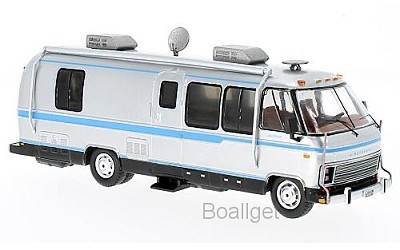 AIRSTREAM EXCELLA 280 TURBO SILVER / BLUE 1981